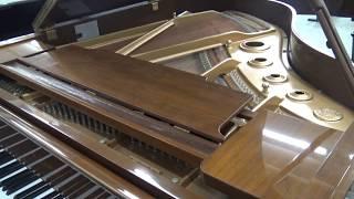 カワイグランドピアノ KG-3C(木目) ぴあの屋ドットコム thumbnail