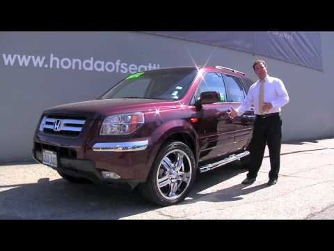 2008 Honda Pilot | Honda Of Seattle