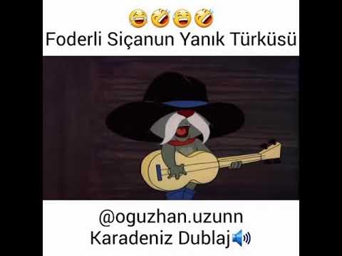 Oğuzhan Uzun Karadeniz Dublaj - Foderli Siçanun Yanuk Türküsü indir