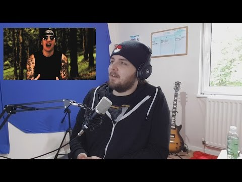 FOZZY - Sandpaper (Featuring M Shadows) (OFFICIAL VIDEO) Reaction