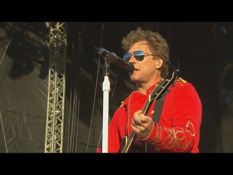 Bon Jovi - Blaze of Glory (Hyde Park 2011)