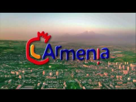 Armenia Ancient Amiable Tourism Ad