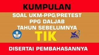 Soal Up/ukm-ppg Tik