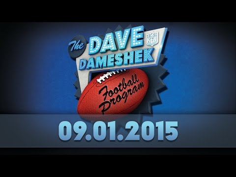 Andrew Luck interview & potential new teams for RGIII | Dave Dameshek Football Program | 09/1/15