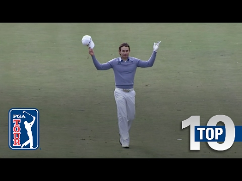 Top 10 Double Eagles on the PGA TOUR