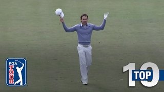 Download Top 10 Double Eagles on the PGA TOUR Mp3 and Videos