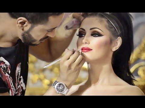Bridal Makeup Tutorial Video
