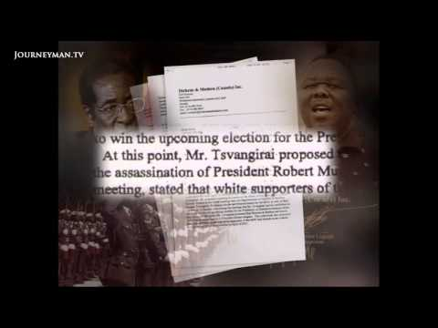 Conspiracy to Assassinate Robert Mugabe