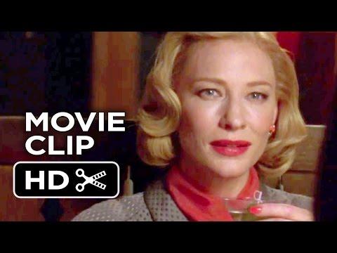Carol Movie CLIP - Strange Girl (2015) - Cate Blanchett, Rooney Mara Movie HD