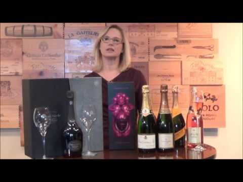 How to Choose Holiday Champagne & Sparkling Wine