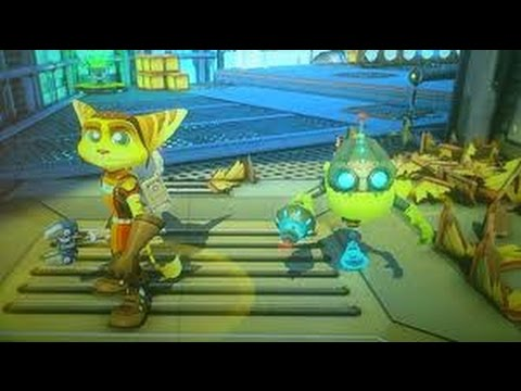 Ratchet and Clank Freedom For all ft. Link EV G part 2