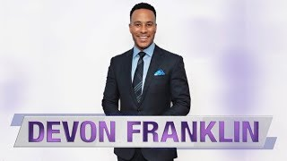 Wednesday on 'The Real': DeVon Franklin