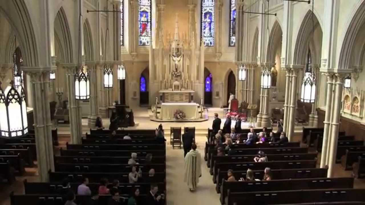 Processional At Catholic Wedding Vespro Della Beata Vergine Vespers Claudio Monteverdi