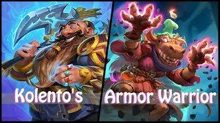 Loadsamone Armor Warrior