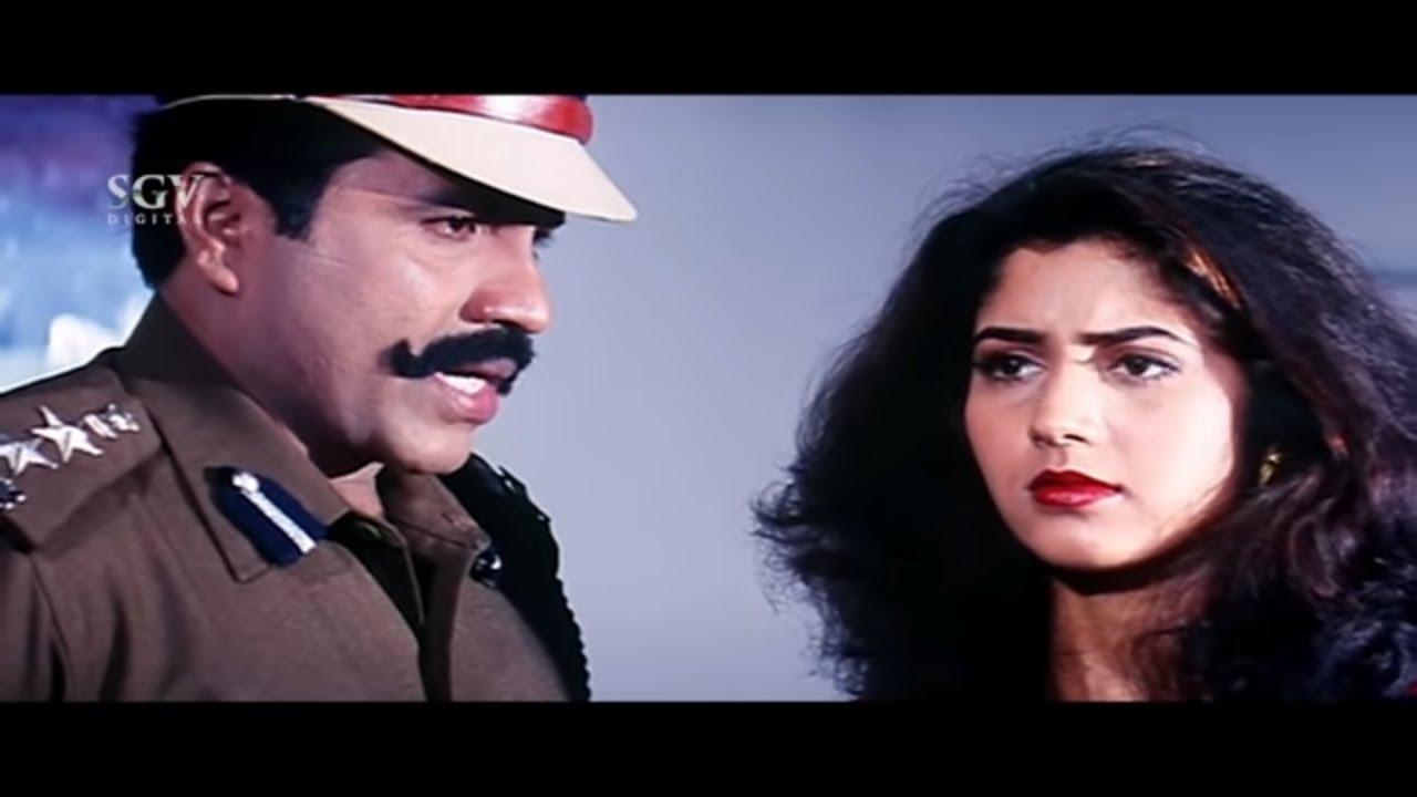 ದಳವಾಯಿ Kannada Action Movie   B C Patil, Vijayalakshmi, Vinod Raj, Keerthi   BC Patil Movies