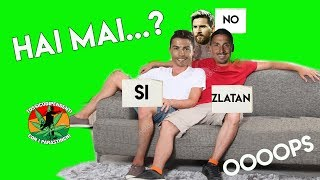 ''HAI MAI..? '' con CR7, MESSI E ZLATAN | Dissing a YouTube Italia | #CR7GAMER85 |