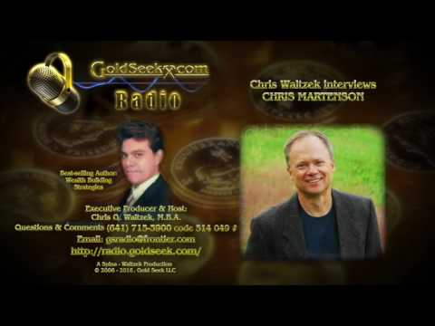 GSR interviews CHRIS MARTENSON - May 4, 2017 Nugget