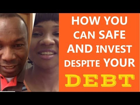 2016-06-05: HOW YOU CAN SAFE AND INVEST DESPITE YOUR DEBT (REVIEW with Dr Bien Sufficient)
