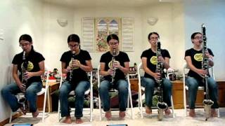 William Tell Overture--Clarinet Ensemble