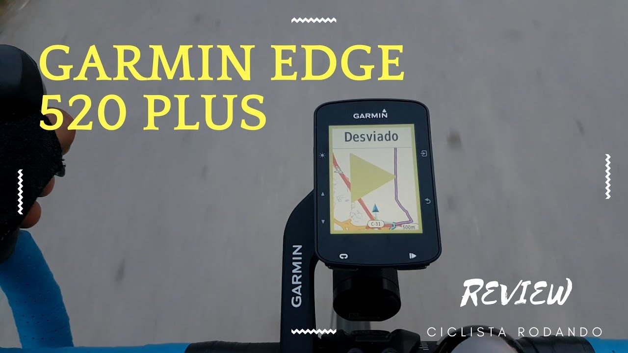 619a309bd Garmin Edge 520 Plus Review en español