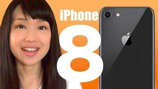 【iPhone8】開封&自動セットアップ!