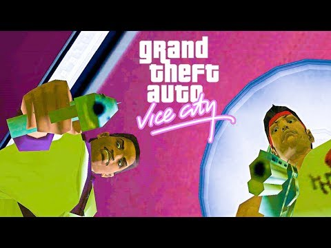 GTA Vice City - Rub Out & Shakedown