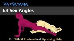 Clapper Angle - Vatsayana Kamasutra Sex Angles for Health and Upcoming Baby