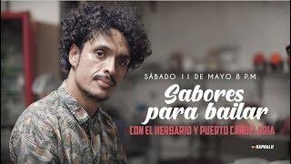 Herbario y Puerto Candelaria presentan: Colombia Jammy [Juancho Valencia en la cocina del Herbario]