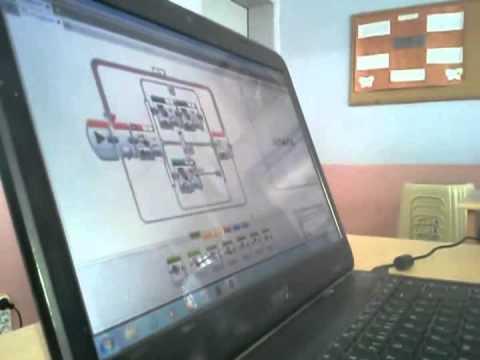 Code colour sensor