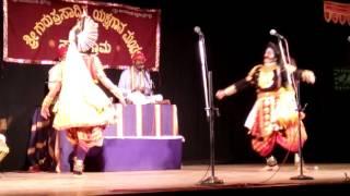 Hosangadi Ravendra shetty, Hosapatla chandrahas gowda, Jalavalli, Yakshagana