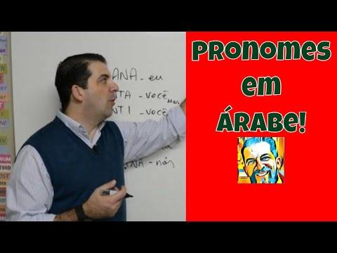 Pronomes em árabe - Lição 01