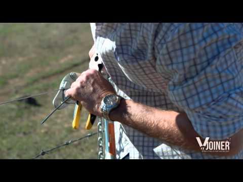 V Joiner - Fence Wire Joiner Australia