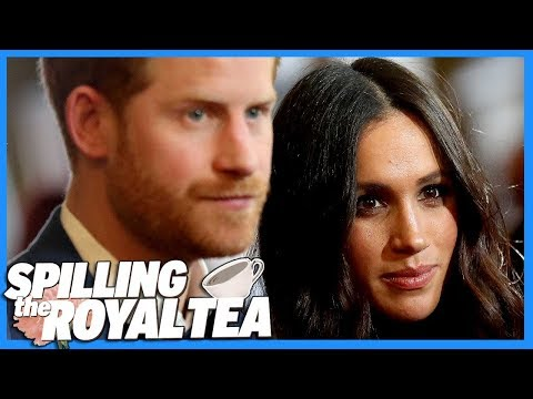 Meghan Markle & Prince Harry Were Sent Letter With White Substance | Spilling The Royal Tea