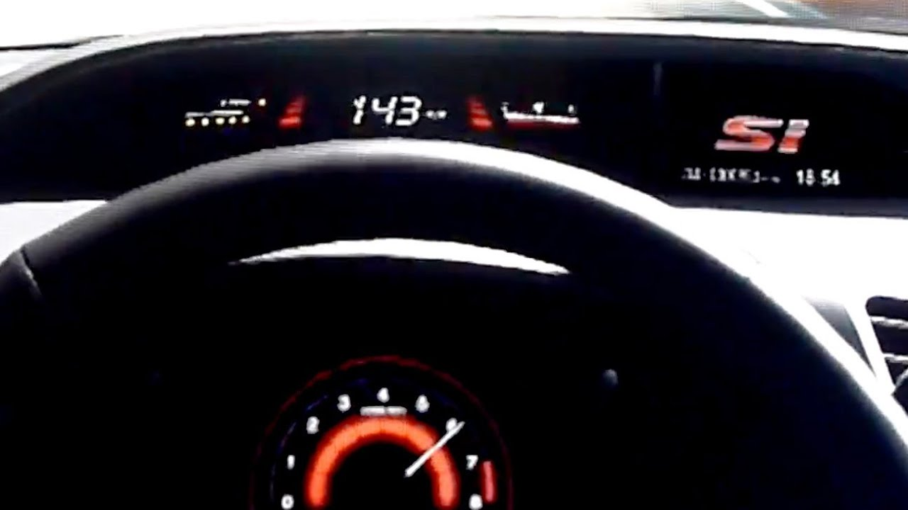 Good 2012 Honda Civic Si Top Speed