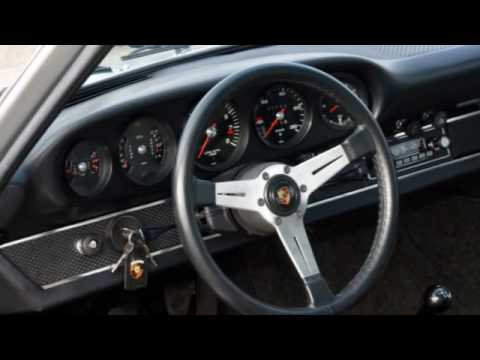 1968 Porsche 911 2 0 S Hd Photo Video With Stereo Engine