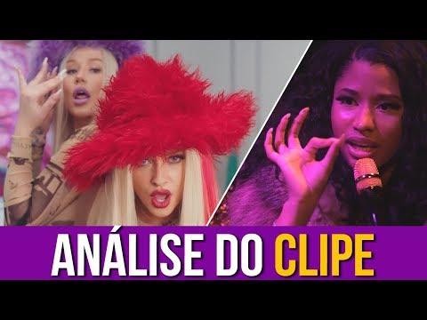 "Nicki Minaj Analisa: ""Iggy Azalea Alice Chater - Lola"""