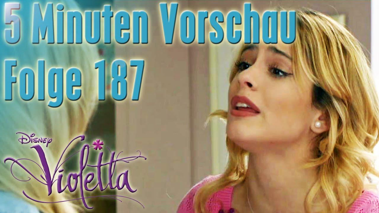 Violetta 6 Wochen Vorschau