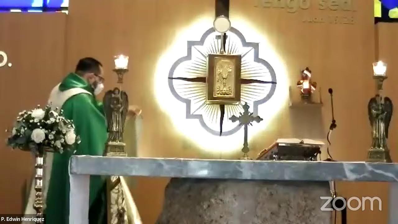 Download Santa Misa 7am Miércoles 20 de octubre 2021 XXVX Semana del Tiempo Ordinario