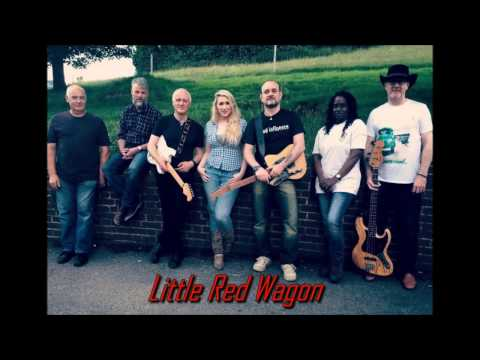 Little Red Wagon ~ A Real Fine Place To Start