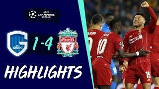 Genk 1-4 Liverpool: Highlights | Oxlade-Chamberlain scores a worldie!