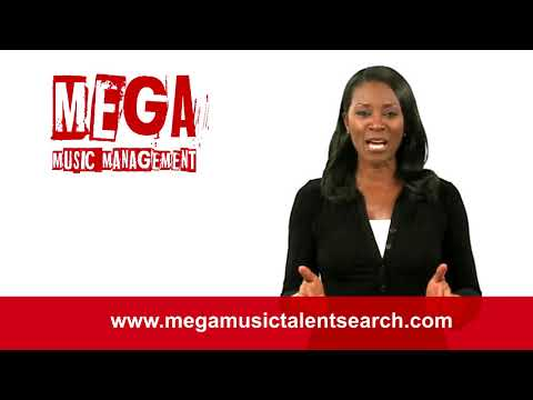 Mega Music Talent Search