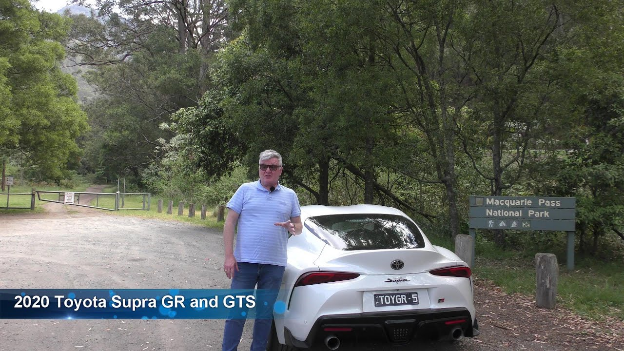 Can 2020 Toyota Supra handle very twisty roads? Macquarie Pass gaycarboys review