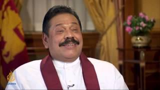 Mahinda  Rajapaksa: