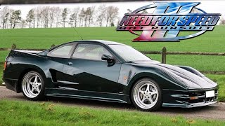Need For Speed III Hot Pursuit Lister Storm vs Cops