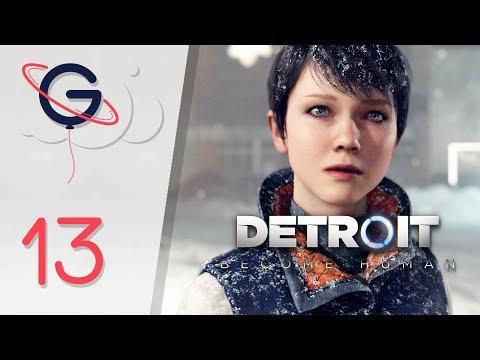 DETROIT BECOME HUMAN FR FIN #13 : Bataille pour Detroit