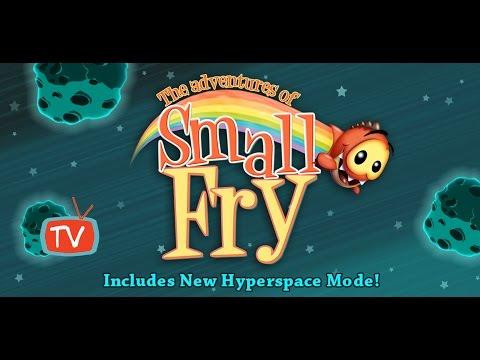 Small Fry Adventure Game Level 01 - 05 Gameplay