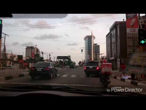 A trip from Ikoyi, Lagos Nigeria, to Victoria Island