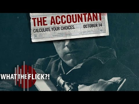 The Accountant – Official Movie Review