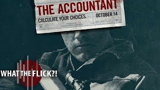 The Accountant - Official Movie Review