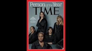 #MeToo...No, Not You Black Woman!: Why Isn't Tarana Burke On The Cover Too?
